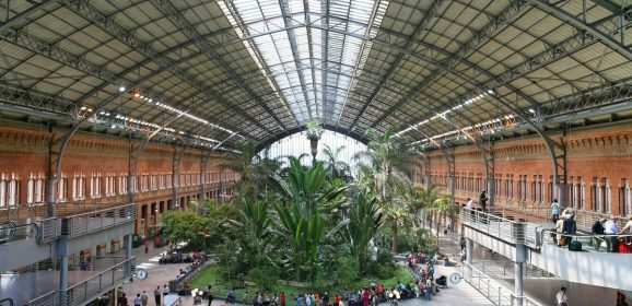 Top Five – The most beautiful railway stations in the world